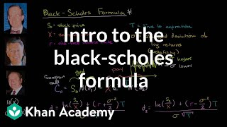 Introduction to the Black-Scholes formula | Finance & Capital Markets | Khan Academy
