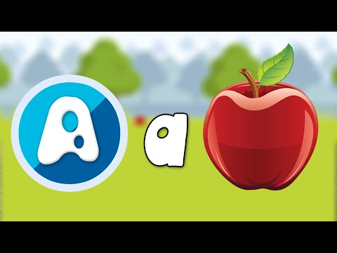 Learn New ABC alphabet capital and small letters with kids lovers
