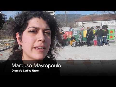 Mobile School in Drama • Greece