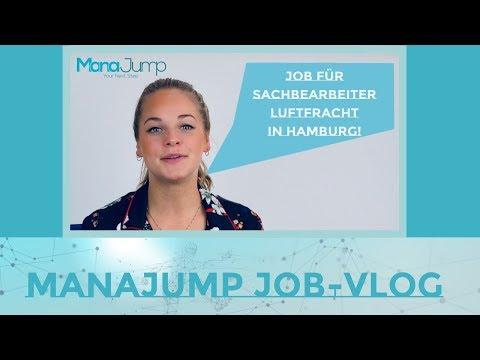Job Sachbearbeiter Luftfracht In Hamburg