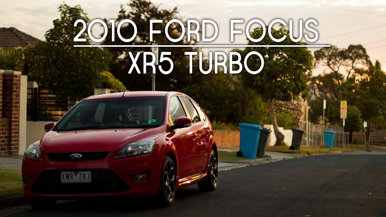 2010 Ford Xr5 Turbo
