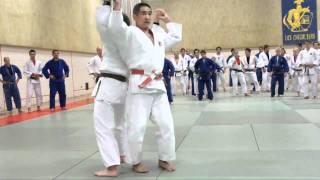 Hiroshi Katanishi Echauffement