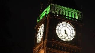 """ロンドンビックベン ウェストミンスターの鐘 London BigBen """"Westminster Quarters"""""""