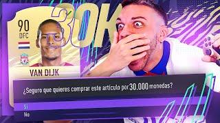 EL MERCADO SIGUE ROTO EN FIFA 21 !!! (NUEVOS FICHAJES A PRECIOS DE RISA)