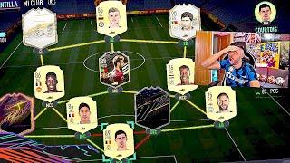 HOY SE LIA EN FIFA 21 !!! (NUEVOS FICHAJES A PRECIOS DE RISA)