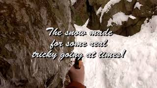 Bradley Mine Hike, Harriman State Park NY in 4K