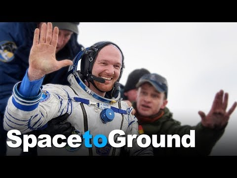 Space to Ground: Holiday Homecoming: 12/21/2018