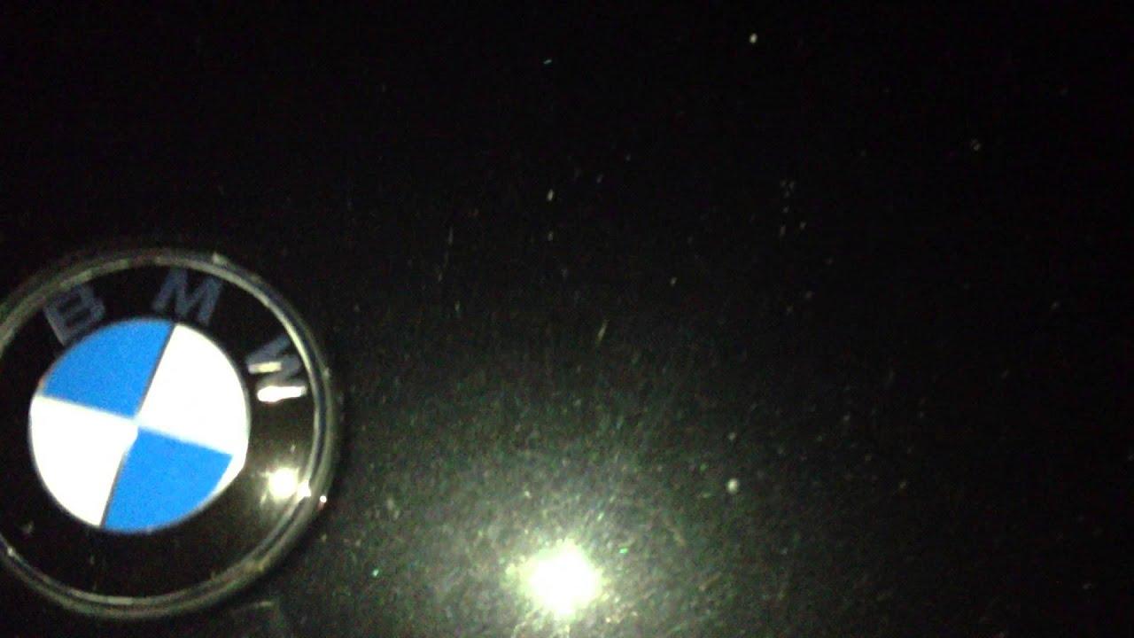 BMW E90 Alarm Chirp
