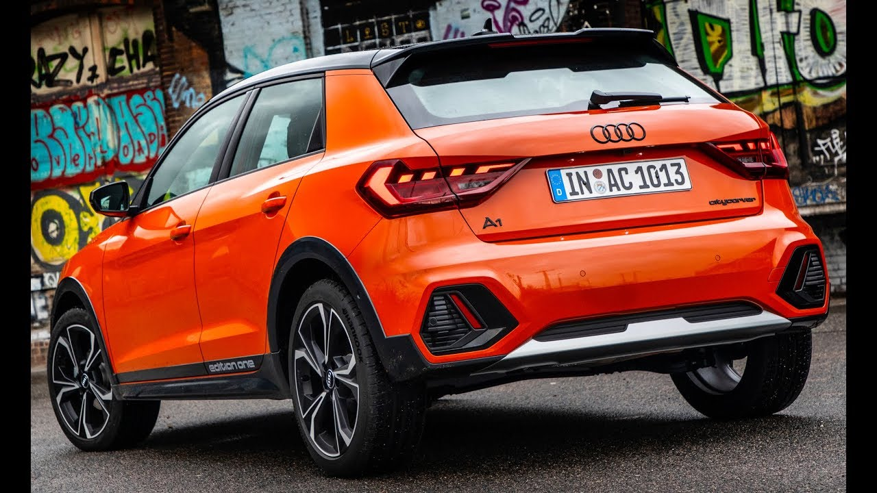 2020 Audi A1 Citycarver Features Design Interior And Driving