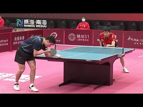 Download Liang Jingkun vs Yuan Licen   Round 1 - 4th Chinese Warm-up for Olympic Games 2021