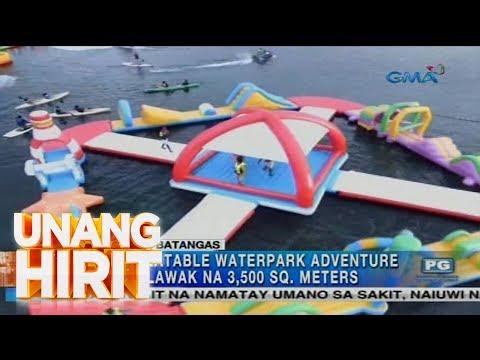 Unang Hirit: Weekend Barkada Outing sa Nasugbu, Batangas
