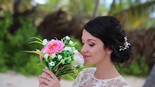 Свадьба в Доминикане (Пунта Кана) на пляже Амор(, 2016-11-10T16:09:49.000Z)
