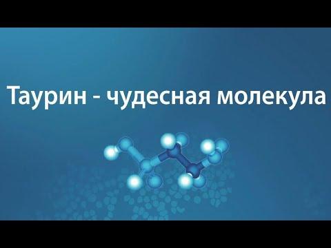 Таурин чудесная молекула