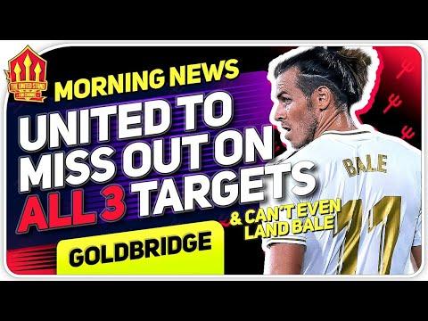 Solskjaer's Transfer Chaos! Man Utd Transfer News