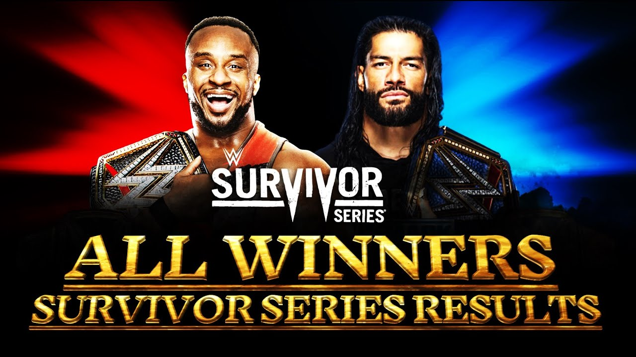 WWE Survivor Series 2021 All Matche's & Results All Winners Predictions MatchCard 04 HD