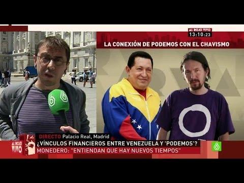 Resultado de imagen de LA CASTA VENEZOLANA Y pODEMOS