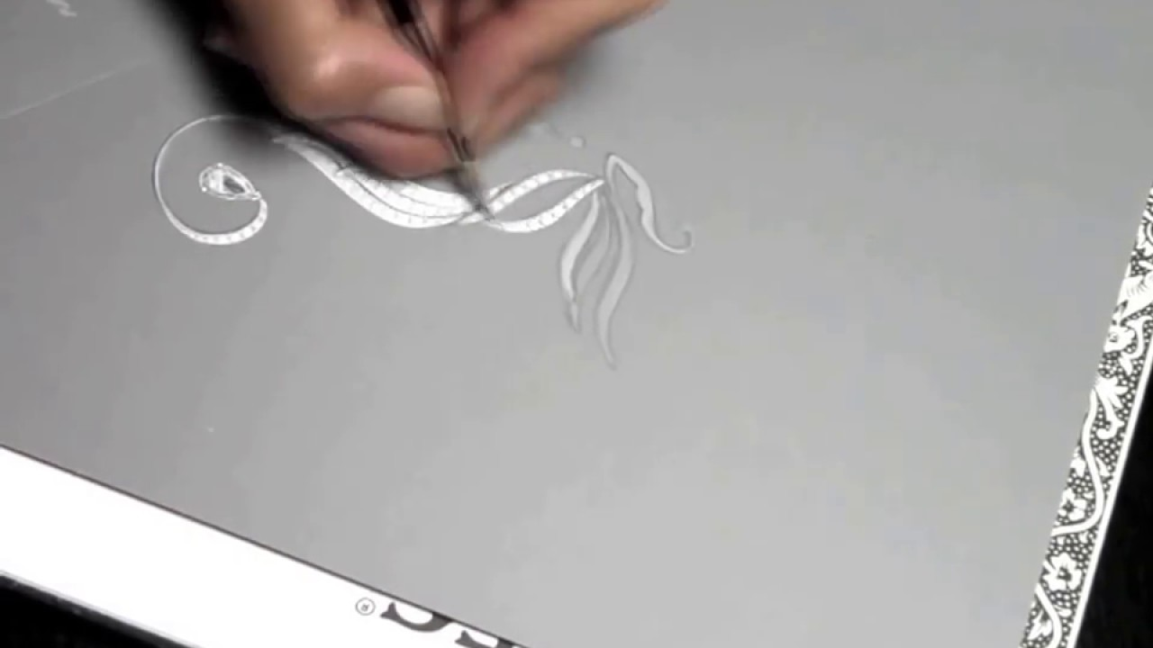 Bijoux Dessin réalisation d'un dessin de bijou - youtube