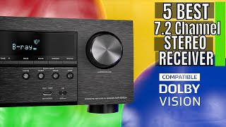 Best 7.2 Channel Stereo Receiver 2020 - Best 7.2 Channel AV Receiver
