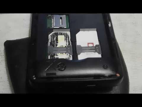 Как открыть ( снять) заднюю крышку на телефоне Filips E570