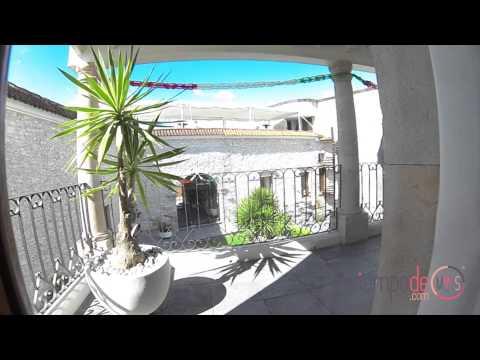 Casa Mateo Hotel Boutique : Peña de Bernal : TIEMPODE.com