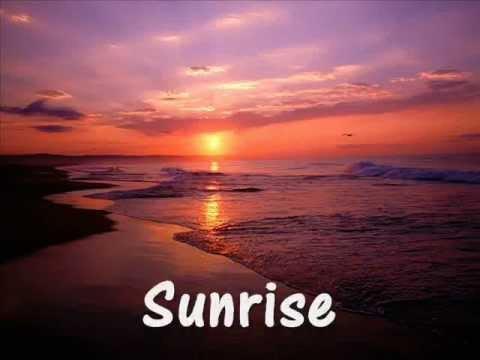 Sunrise- Lyrics- Simply Red