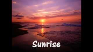 Sunrise- Lyrics- Simply Red