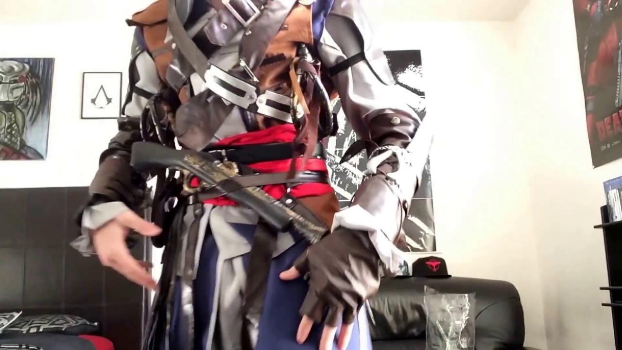 Assassins Creed Iv Blackflag Costume Edward Kenway Part 1 Youtube