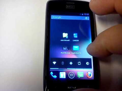 ZTE Blade / Base Lutea mit Android 4.2.2 Jelly Bean und GApps