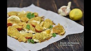 Ricetta Orata Gratinata Con Patate.Filetti Di Orata Gratinati Ricette Che Passione Youtube