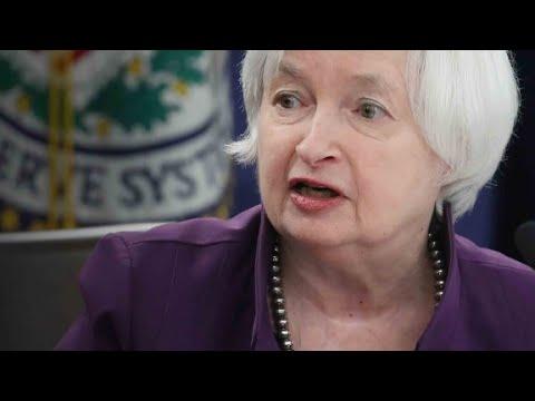 Watch Fed Chair Yellen