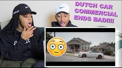 Couple Reacts : Dutch Car Insurance Commercial! Reaction!!