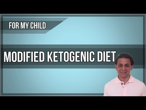 Modified Ketogenic Diet Plan - What I put together for my son + recipes