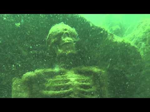 La Paz County Sheriff Find Underwater Skeleton Tea Party