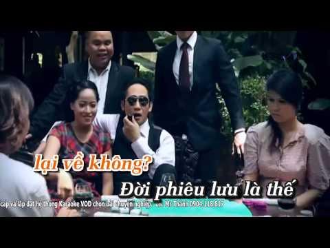 [Karaoke HD] KIẾP ĐỎ ĐEN (R&B) - Duy Mạnh