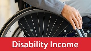 Disability Income: Insurance in 60 seconds