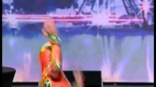 France got Talent - Frog Man.flv