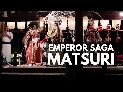 Kyoto's Emperor Saga Festival | Japan Vlog 28 | Lin Nyunt