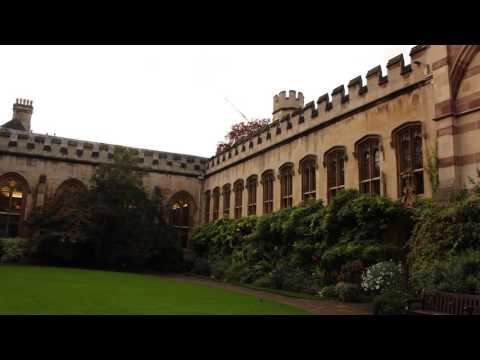 University of Oxford Autumn Hyperlapse (HD)