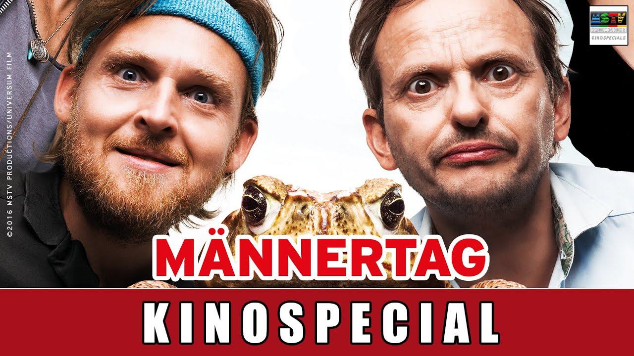 Männertag - Kinospecial I Tom Beck I Milan Peschel I Axel Stein I Oliver Wnuk
