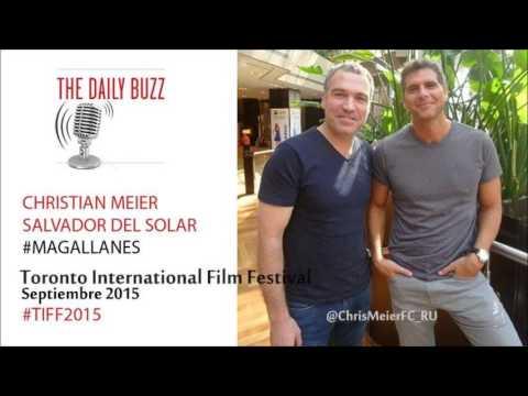 Entrevista a Christian Meier y Salvador del Solar_The Daily Buzz