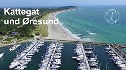 Segeln: Kattegat und Øresund (2016/2)