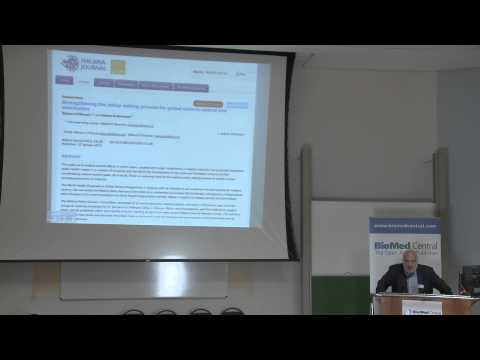 Malaria Journal, an Open Access Success Story: Marcel Hommel