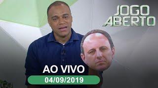 Jogo Aberto - 04/09/2019 - Programa completo
