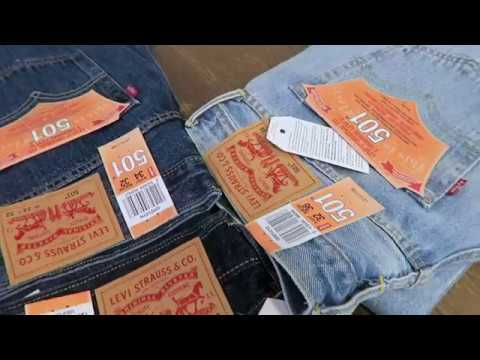 Are My Levi's Fake? What Levi's 501 Jeans Look Like Today (April 2017)
