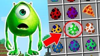Minecraft | DISNEY MOD (Personajes de tu infancia)