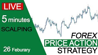 Forex Trading Live | Price Action Live Forex Trading