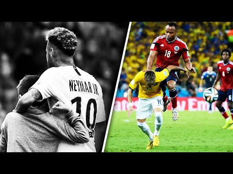 Neymar Jr. - Respect U0026 Emotional Moments | HD