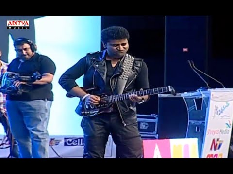 DSP Live Performance @ S/o Satyamurthy Audio Launch Live || Allu Arjun, Trivikram, Samantha