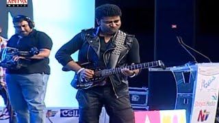 DSP Live Performance @ S/o Satyamurthy Audio Launch Live || Allu Arjun, Trivikram, Samantha Video