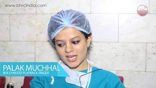 "Palak Muchhal ""Saving Little heart"""